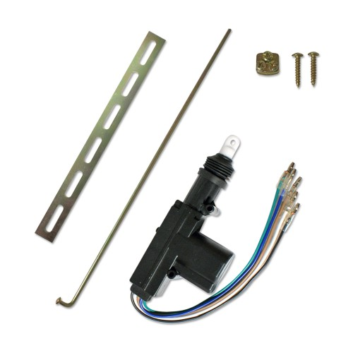 Actuator, universal, 5-pole