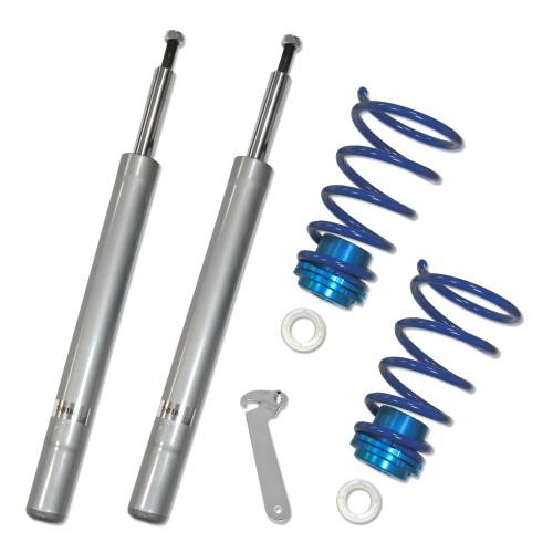 BlueLine Gewindefahrwerk passend für BMW E34 Touring 518i, 520i, 525i (D14/M14) Baujahr  08.1990 - 1996