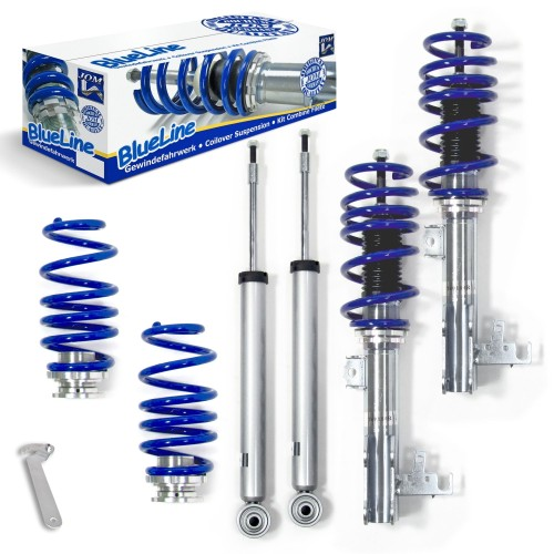 BlueLine Coilover Kit suitable for Opel Insignia Limo and Sports Tourer type OG-A 2WD 1.6, 1.6 T, 1.8, 2.0 T, 2.0 CDTI, 2.0 T, 2.8 V6 Turbo, year 2008 -