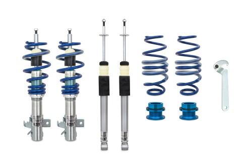 BlueLine Gewindefahrwerk passend für Honda Civic (Typ Fk1, Fk2, Fk3, Fn1, Fn3, Fn4) 1.4, 1.8, 2.2  Baujahr 2005 - 2011Nicht für Hybrid-Modelle