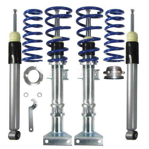 BlueLine Coilover Kit suitable for Mercedes C-Klasse C204, S204 Coupe, 06/11-, not for cars with electric shock absorber
