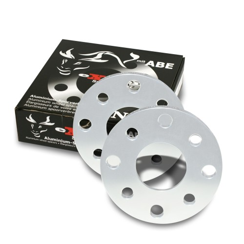 Spurverbreiterung, SportSpacer, 20mm 5/100/112, NLB 57,1 mm passend für Audi/Bentley/Chrysler/Ford/Seat/Skoda/VW