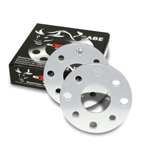 Spurverbreiterung, SportSpacer, 20mm 5/100/112, NLB 57,1 mm passend für Audi/Bentley/Chrysler/Ford/Seat/Skoda/VW