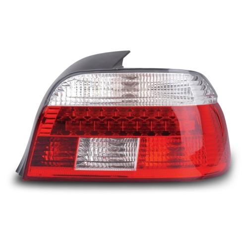 LED Rückleuchten rot-weiß passend für BMW E39 Bj. 09.1995-08.2000