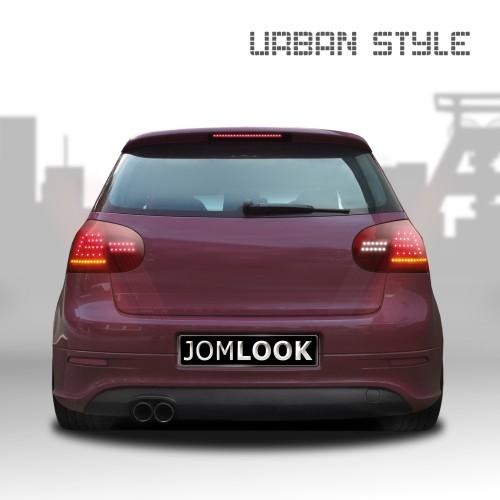 Rückleuchten, UrbanStyle Full-LED, rot passend für VW Golf 5 Bj. 03-08