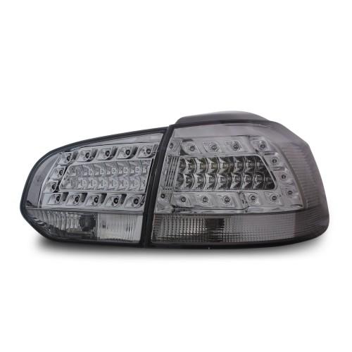 Rückleuchten, LED, schwarz passend für VW Golf 6 Bj. 08-