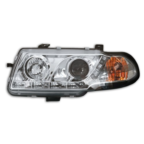 DRl Design Headlights suitable for Opel Astra F year 91-94