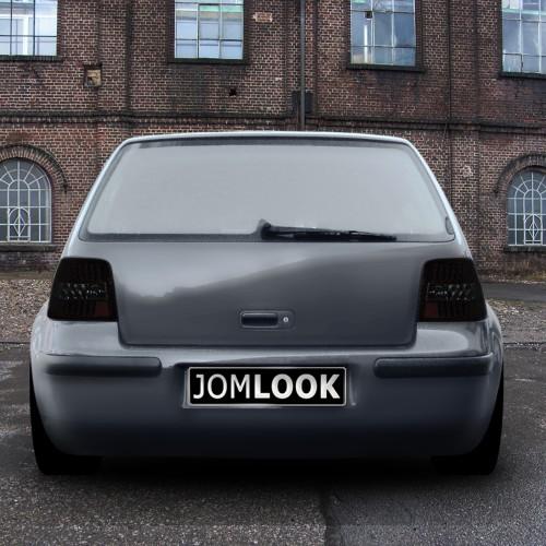 Rückleuchten,Heckleuchten LED extrem-schwarz passend für VW Golf 4 97-03