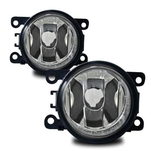 Nebelscheinwerfer, Nebelscheinwerfersatz Klarglas passend für Opel Astra G OPC2, Astra H GTC/OPC, Corsa D OPC, Tigra Twintop, Vectra C OPC, Zafira B OPC