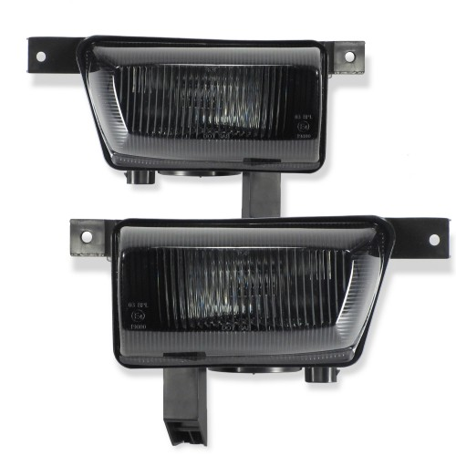 Fog lights smoke suitable for Opel Astra G year 1998-2009