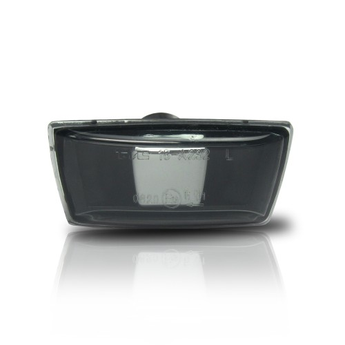 Seitenblinkleuchten, Schwarz passend für Opel Astra H, J GTC, Insignia, Corsa D, Zafira B, Meriva B