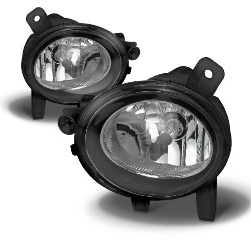 Nebelscheinwerfer Klarglas passend für BMW 1er F20, F21, 2er  F45, F23, F22, F46, 3er F30, F35, F80, F34, F31, 4er F33, F83, F32, F82, F36