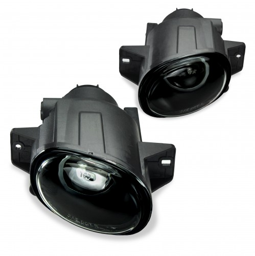Fog lights smoke suitable for Seat Leon year 1999-2006 und  Toledo year 1999-2006