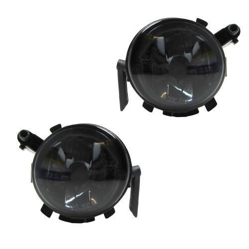 Nebelscheinwerfer Smokeglas passend für Seat Altea (5P1) Bj. 04 -, Seat Altea XL (5P5, 5P8) Bj. 06 -, Seat  Ibiza (6J5, 6P5) Bj. 08 -, Seat Ibiza Sportcoupe (6J1, 6P1) Bj. 08 -, Seat Ibiza ST (6J8, 6P8) Bj. 10 -, Seat Leon (1P1) Bj. 05 -12 und Seat Toledo