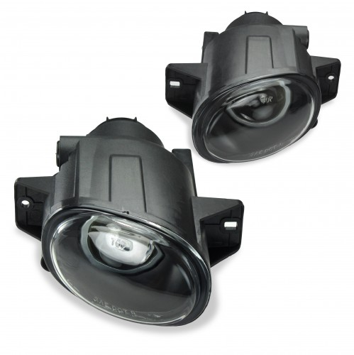Fog lights clear suitable for Seat Leon (1M1) year 99-06 and Toledo (1M2) year 98-06
