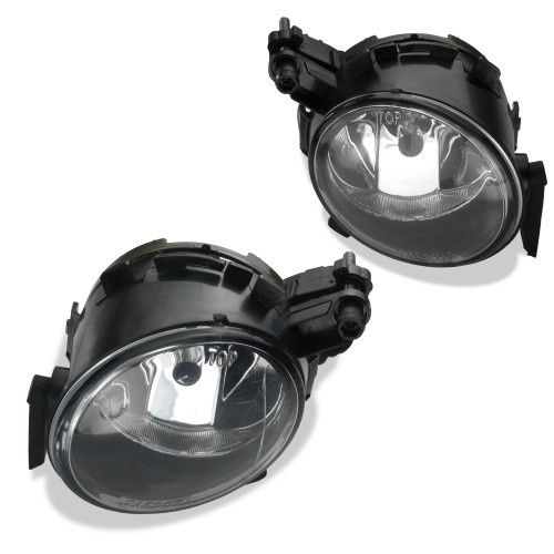 Fog lights clear suitable for Seat Altea (5P1) year 04 -, Seat Altea XL (5P5, 5P8) year 06 -, Seat  Ibiza (6J5, 6P5) year 08 -, Seat Ibiza Sportcoupe (6J1, 6P1) year 08 -, Seat Ibiza ST (6J8, 6P8) year 10 -, Seat Leon (1P1) year 05 -12 and Seat Toledo (5P