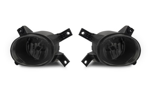 Fog lights smoke suitable for Audi A3 Cabrio year 08 -13, Audi A3 (8P1/8PA) year 03 -08, Audi A4 (8EC/8ED) year 04-08, A4 Cabrio (8H7/8HE) year 05-09
