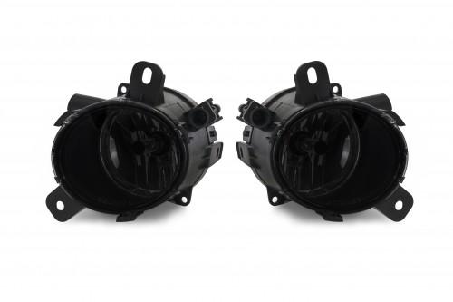 Fog lights smoke suitable for Opel Corsa D year 06 - 14, Corsa E year 14 - and Meriva B year 10 -