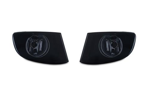 Nebelscheinwerfer Smokeglas passend für BMW 3er E92 und E93 Baujahr 2007-2013