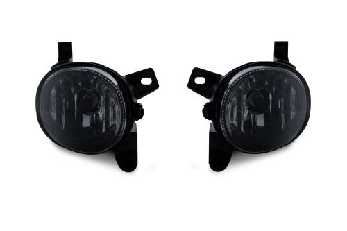 Nebelscheinwerfer Smokeglas passend für VW Passat CC (357) Bj. 08 - 12, Audi A1 (8X1, 8XF, 8XA, 8XK) ab Bj. 10 -, A4 (8K2, 8KH, 8K5, B8) Bj. 07 - 15, A5 (8T3, 8TA, 8F7) Bj. 07 - 17, Q3 (8U) ab Bj. 11 -, A6 (4G2, C7, 4GC, 4GH, 4GJ, 4G5, C7, 4GD) Bj. 10 -,