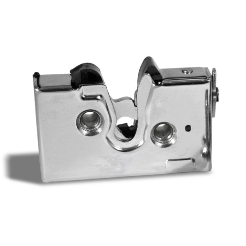Door Lock Set Chrome suitable for VW Golf 1 and 2, Polo year 1981 - 1994 and Passat year 1980 - 1988