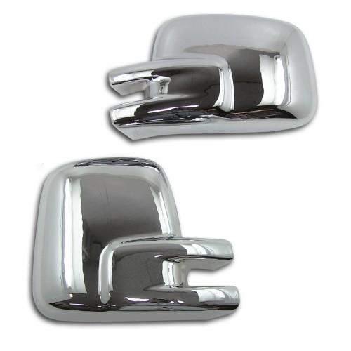 Spiegelabdeckung chrom passend für VW T4