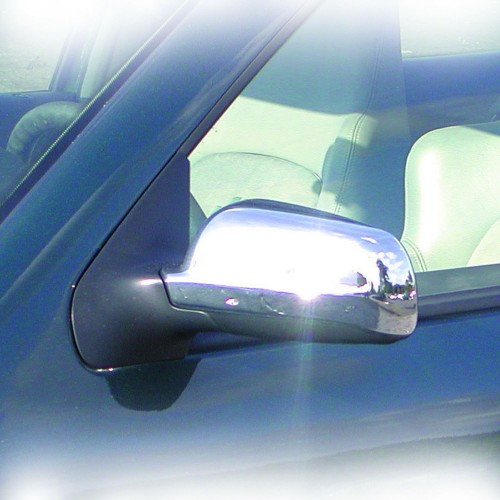 mirror cover, chrome suitable for VW Polo 9N year 11.2001-