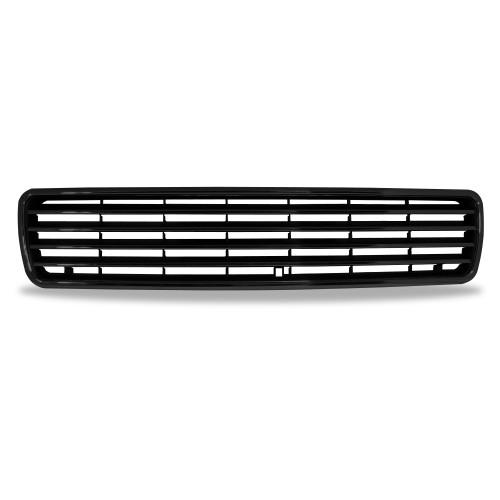 Calandre, JOM, Audi 80 B4, sans sigle, noire