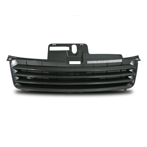 Front Grill badgeless, black suitable for VW Polo 9N
