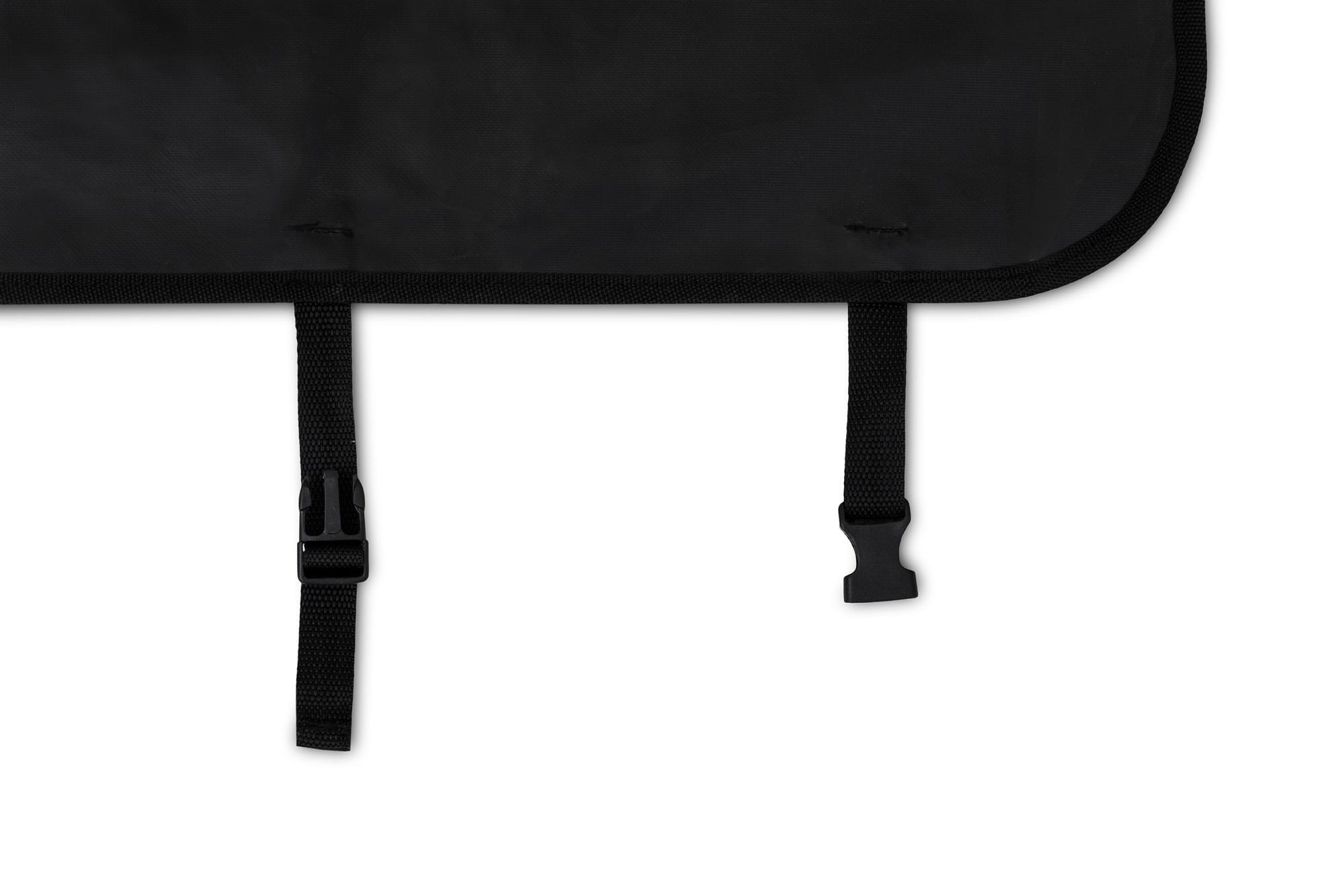 JOM 20697 Kofferraumschutz Hunde wasserabweisend rutschfest Kofferraumdecke mit Seitenschutz Kofferraumschutz Decke inkl Ladekantenschutz