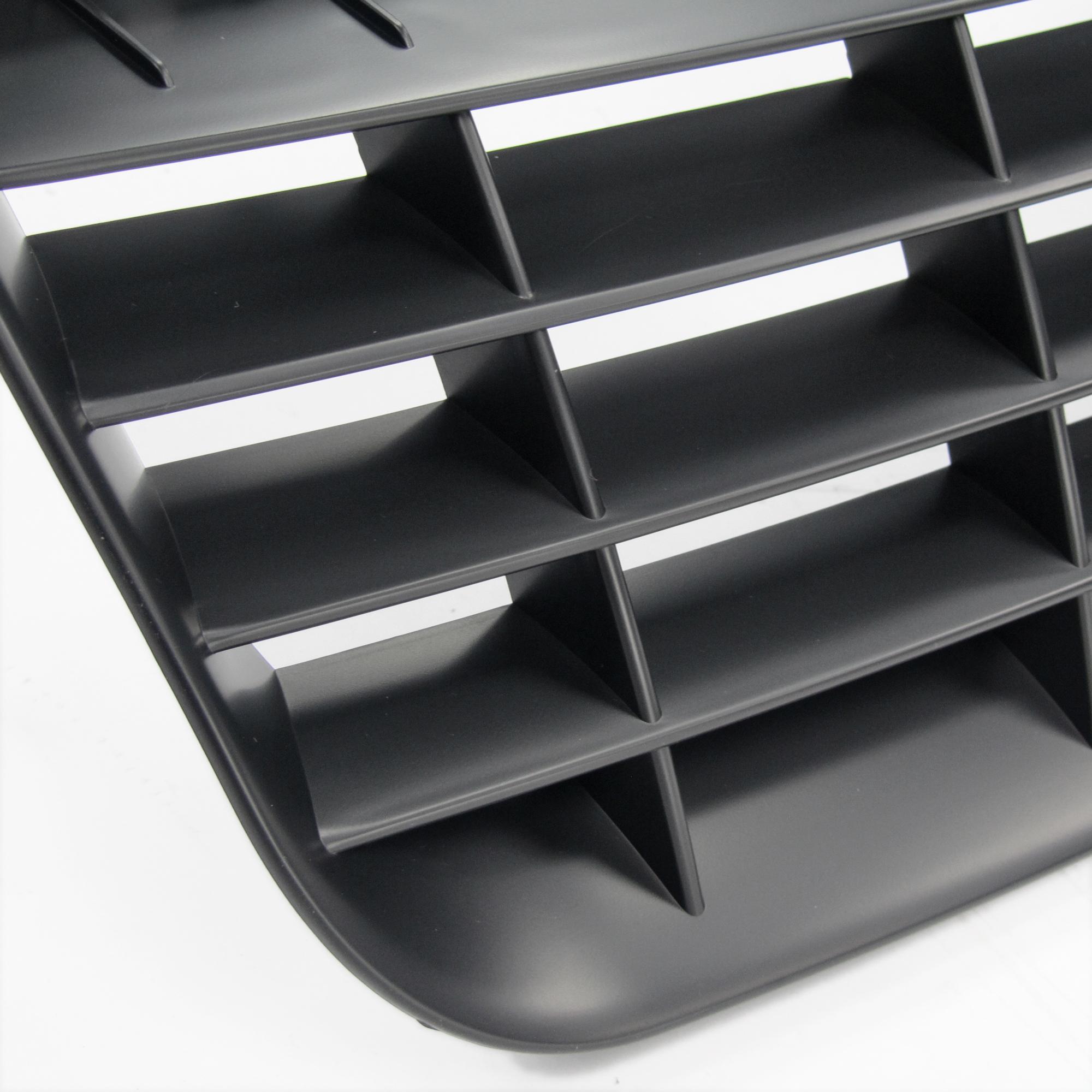 JOM 6320033OE K/ühlergrill ohne Emblem schwarz