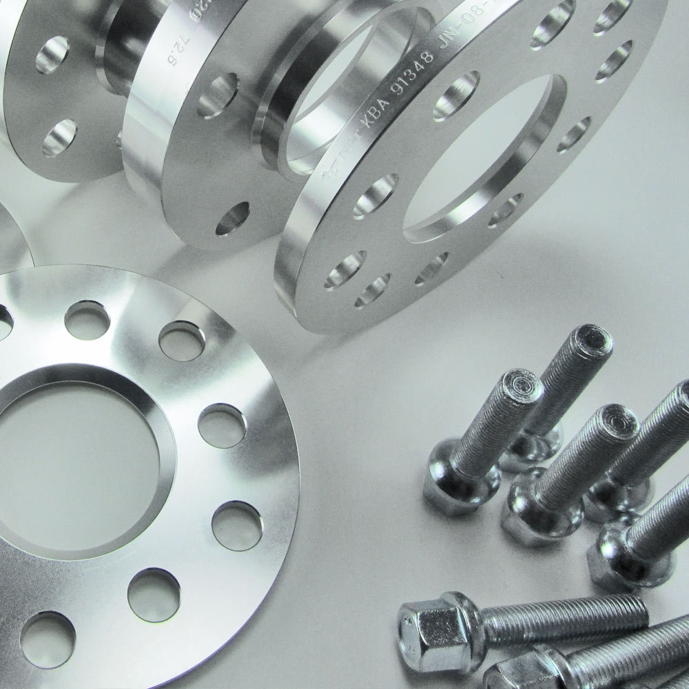 Wheel Spacer Kit 10mm Incl Wheel Bolts For Bmw Z4