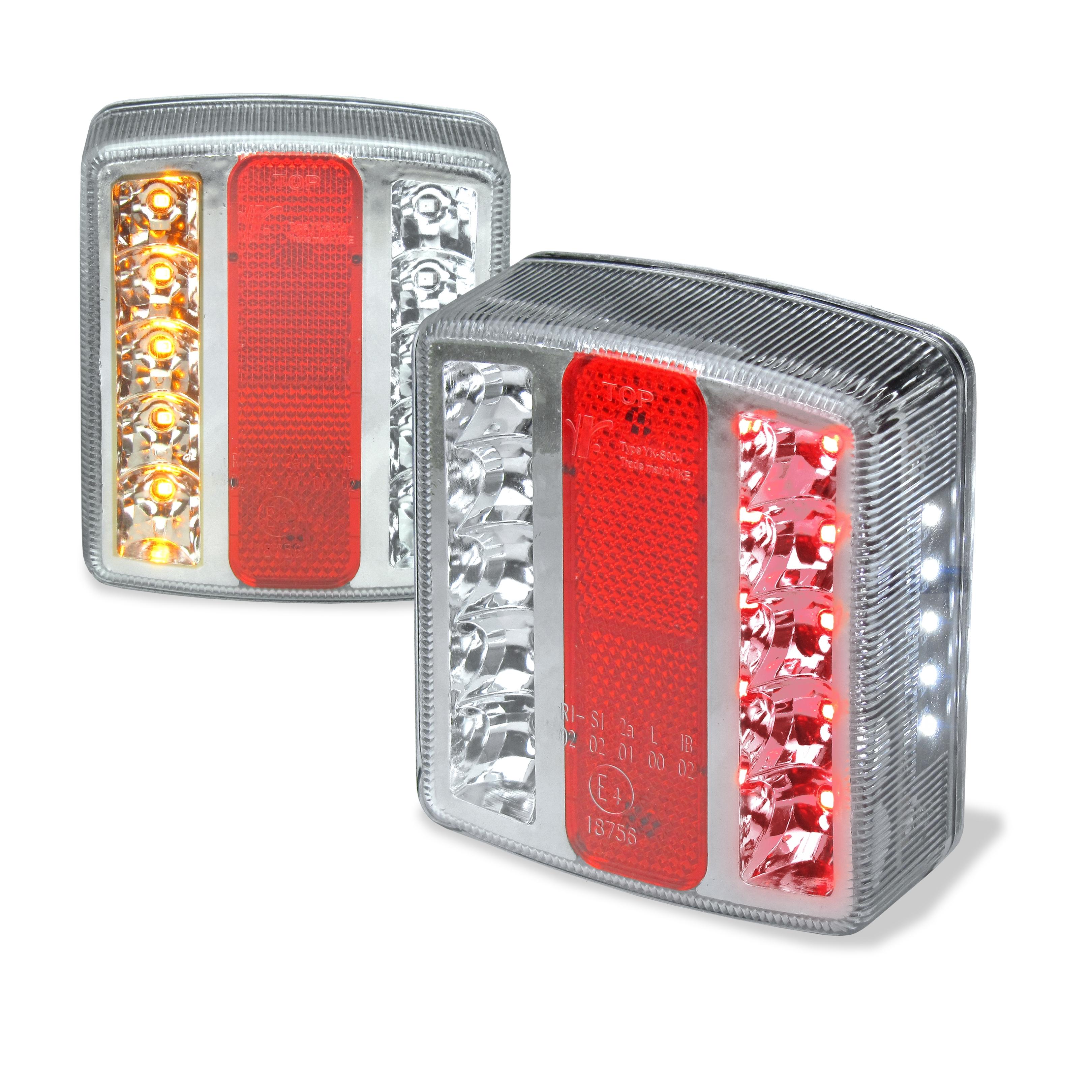 LED Anhänger Rückleuchten 12 Volt