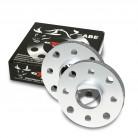 Spurverbreiterung, NJT eXtrem SportSpacer, 40mm 4/100/108, NLB 57,1 mm, mit Zentrierung passend für Audi/BMW/Seat/Skoda/VW