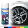 Felgenfolie, Sprühfolie, abziehbarer Felgenlack, SprayCoater II silber 400ml