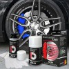 JOM Brake Caliper Paint Lacquer, blue, 1 component system, brake caliper paint lacquer 75ml, brake caliper cleaner 250ml, brush, protective gloves