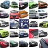 Hauben-Bra, Steinschlagschutz-Maske, Kunstleder, schwarz passend für Audi A4  (8H) Cabrio 02-06