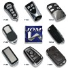Remote control with 3 buttons, folding key, fits to 7105/7104-2, black