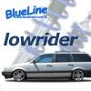 Kit combiné fileté BlueLine, VW Passat 35i berline/Variant (break) 1.6/1.8/2.0/2.0 16V/1.6TD/1.9D, 9.87-2.97, fileté/fileté