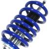 BlueLine Gewindefahrwerk passend für Audi A4 B8 (8K2) 1.8 TFSI, 2.0 TDI,  2.0 TFSI, 2.7 TDI, 3.0 TDI, 3.2 FSI, 3.2 FSI  Baujahr 2007 - 2011, inkl. Fahrzeuge mit Allradantrieb