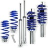 BlueLine Coilover Kit suitable for Audi A5 Cabriolet 8F incl. Quattro models 1.8 TFSI,  2.0 TDI, 2.0 TFSI, 2.7 TDI, 3.0 TDI, 3.2 FSI year 2009-2011