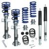 BlueLine Gewindefahrwerk passend für Mercedes Benz SLK R171 200 Kompressor, 280, 300, 350 Baujahr 2004 - 2011
