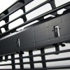 Front Grill badgeless, black suitable for VW T4 year 1990-1996
