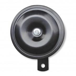 Standard Hupe, schwarz, 12V/3,5A, 105-118dB, mit E-Zeichen passend für universal