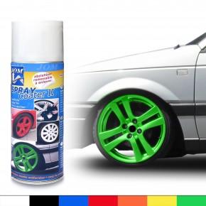 Felgenfolie, Sprühfolie, abziehbarer Felgenlack, SprayCoater II grün 400ml