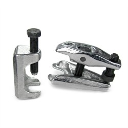 Ball joint puller separator + tie rod end extractor remover splitter tool set 2 pieces