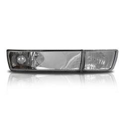 Blinkleuchten, ohne Nebelscheinwerfer, Klarglas passend für VW GOLF 3