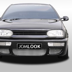 Front Grill badgeless, black suitable for VW Golf 3