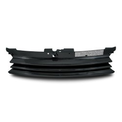 Front Grill badgeless, black suitable for VW Golf 4