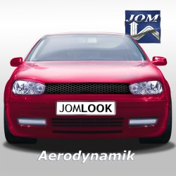 Front Grill badgeless, with honey-comb mesh suitable for VW Golf 4